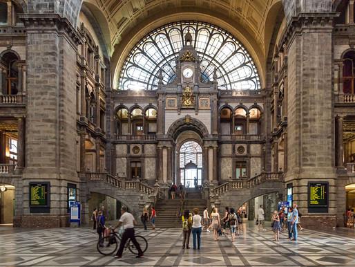 Próxima Parada: Conheça as estações de trem mais lindas do mundo