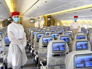 Emirates proíbe o embarque de passageiros saindo do Brasil para Cairo, no Egito