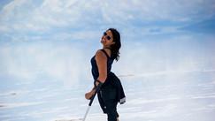 Cruzar o Salar de Uyuni, na Bolívia, de muletas