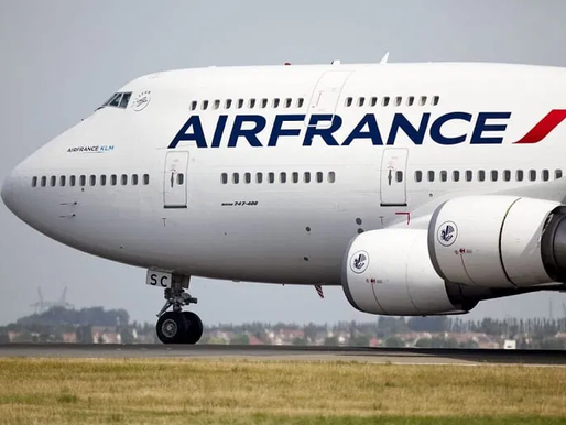Air France e KLM informam que passageiros saindo do Brasil podem embarcar com destino a Suíça
