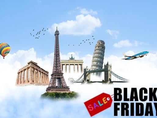 Black Friday: Como comprar passagens sem passar perrengue