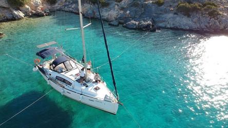 Você pode ganhar uma viagem com iate particular nas ilhas gregas - e com um chef incluso