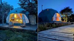 Você ficaria nesse hotel na Patagônia?