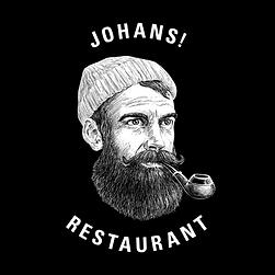 JOHANS_Logo_Schrift-weiss_BG-schwarz_150