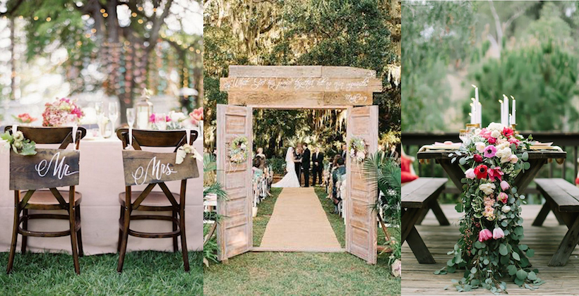 Location Matrimonio Country Chic Veneto : Matrimonio rustic chic ispirazioni originali per il