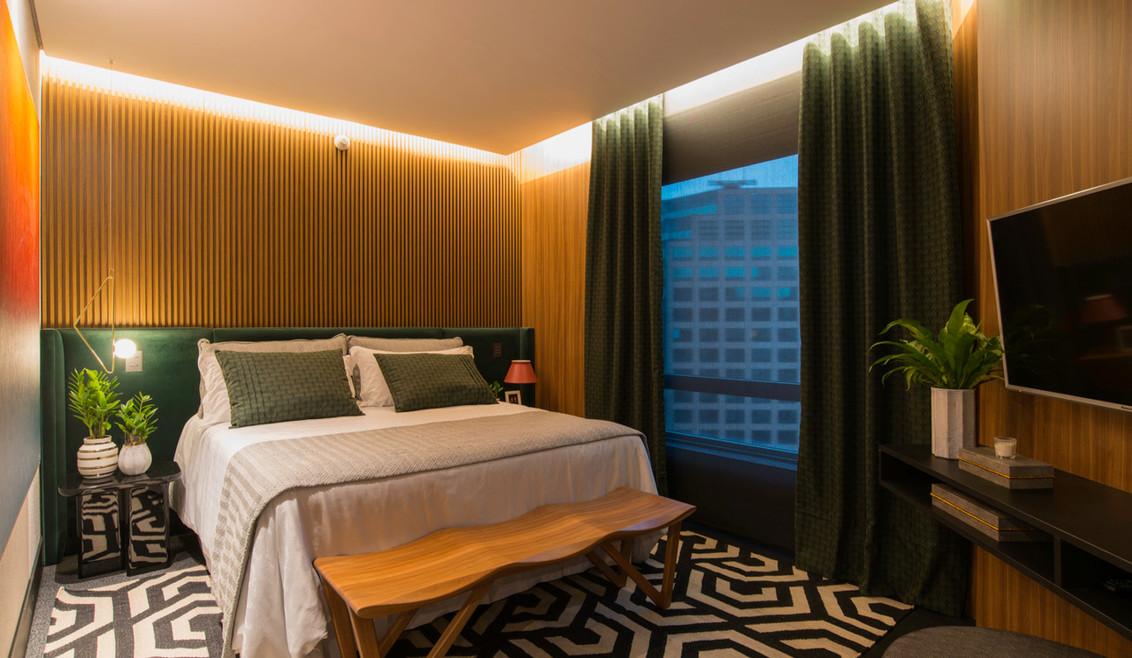 Almada Arquitetura – Suíte 1302 | HOTEL DESIGN