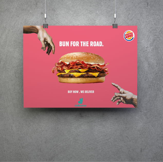 burger king Poster