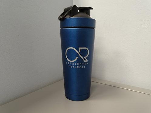 CR Logo Shaker Bottle - 26- Ounce, Deep Blue