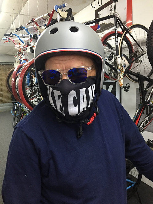 Official BIKE CAVE biker scarf