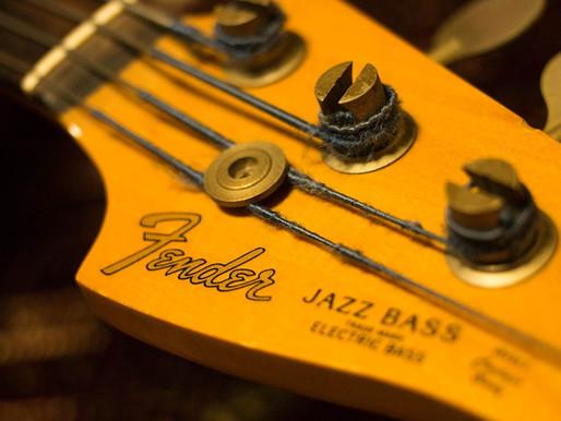 Il sessantesimo anniversario del Fender Jazz Bass