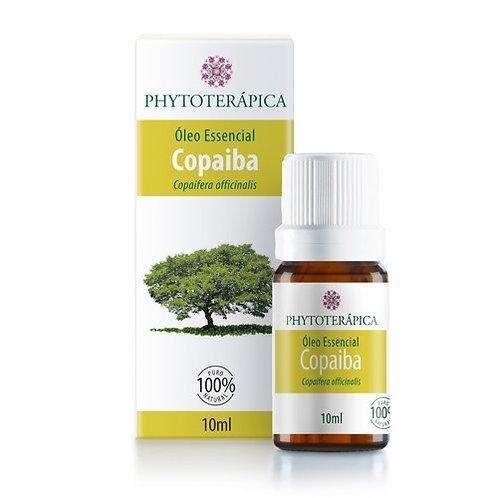 ÓLEO ESSENCIAL DE COPAÍBA - 10ML Copaifera officinalis