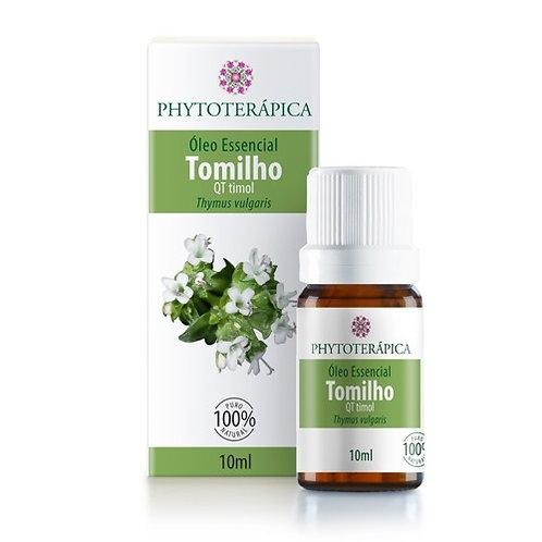 ÓLEO ESSENCIAL DE TOMILHO BRANCO - 10ML Thymus vulgaris