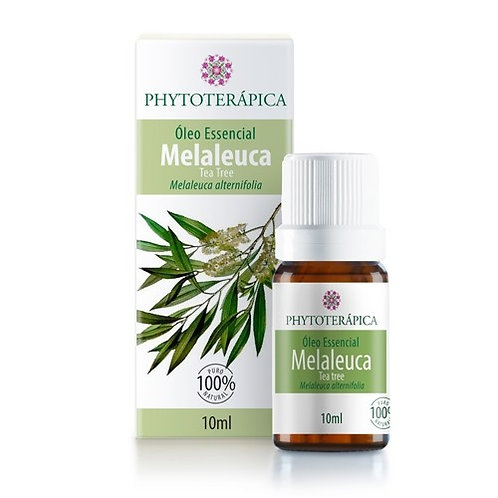 ÓLEO ESSENCIAL DE MELALEUCA (TEA TREE) - 10ML Melaleuca alternifolia
