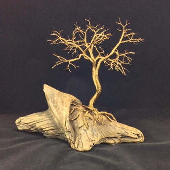 Maine Lake Driftwood $75