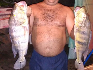 Pescaria no Lago de Palmas