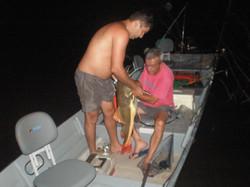 Pesca Noturna - Javaé - Tocantins -
