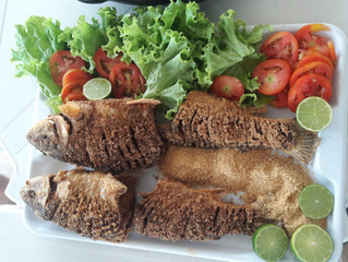 Fim de Semana! Dia de almoçar no Restaurante do Tocantins Aventura