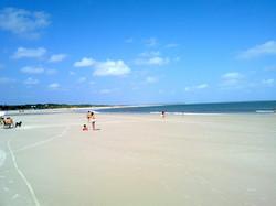 Salinópolis Praia de Areias Brancas