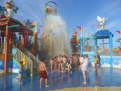 Atração para Crianças - Beach Park