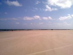 Imensidão de Areia em Atalaia - PA