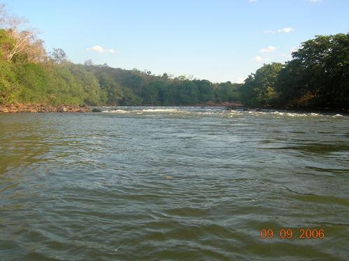 Pesca Rio Santa Tereza