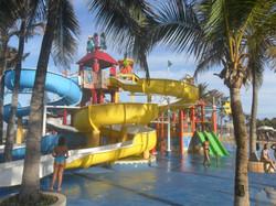 Atrações para crianças Beach Park