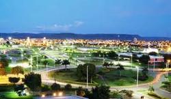 Vista da Cidade de Palmas