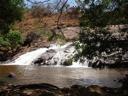 Balneário - Cachoeira de Taquarussu