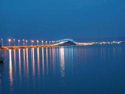 Vista da Ponte/Lago de Palmas