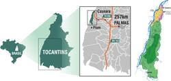 Tocantins - Cantão