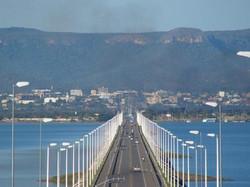 Palmas Vista da Ponte