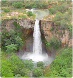Cachoeira - Palmas - tocantins