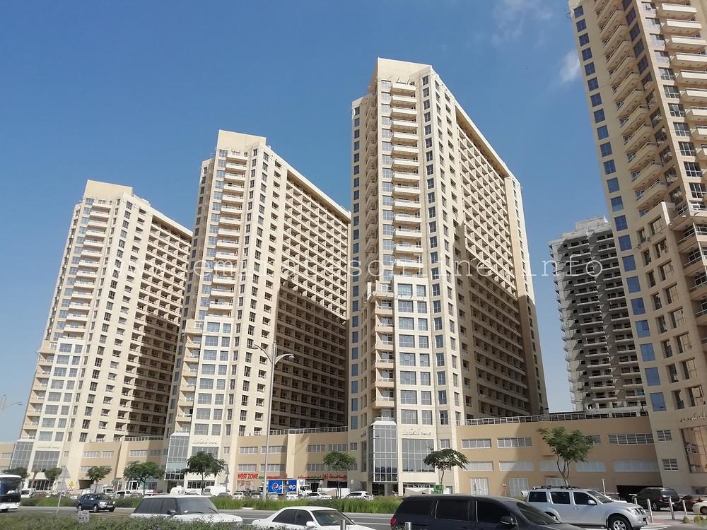 Дубай квартиры