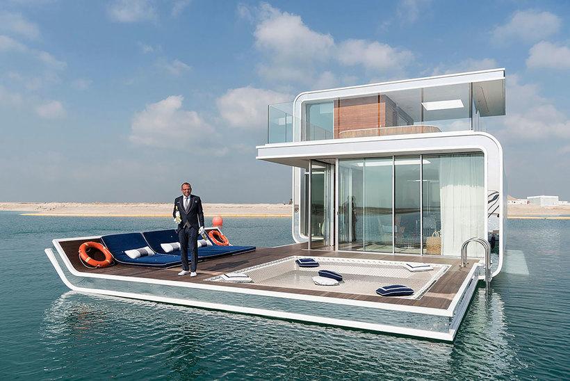Water villa Dubai