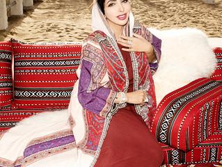 Сокровища Востока: принцесса Хинд Аль Кассеми — о своих драгоценностях