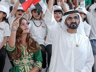 Принцесса Востока: премьер-министр Арабских Эмиратов представил дочь