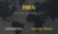 IMEX membership card