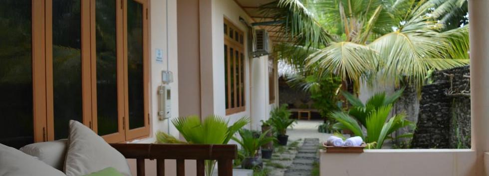 Summer Shade guest house
