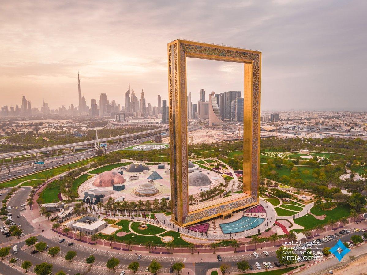 Dubai frame 8