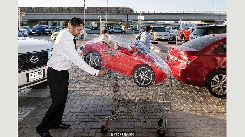 shopping center Dubai Oasis