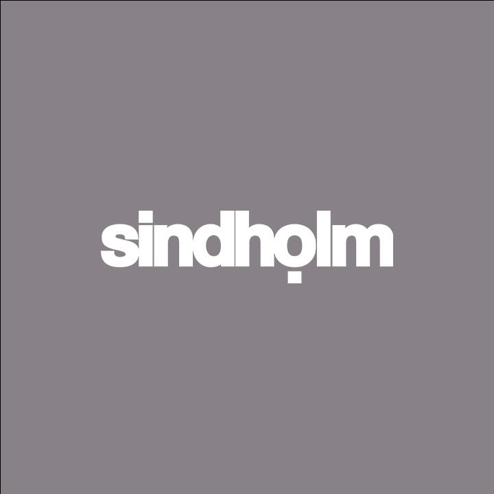 sindholm Logo white_grey background