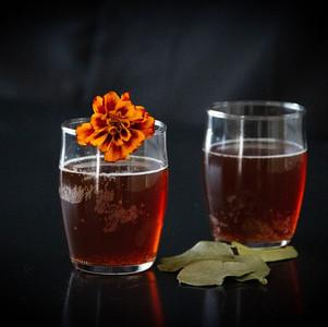 Brandy & Booch Kombucha Cocktail