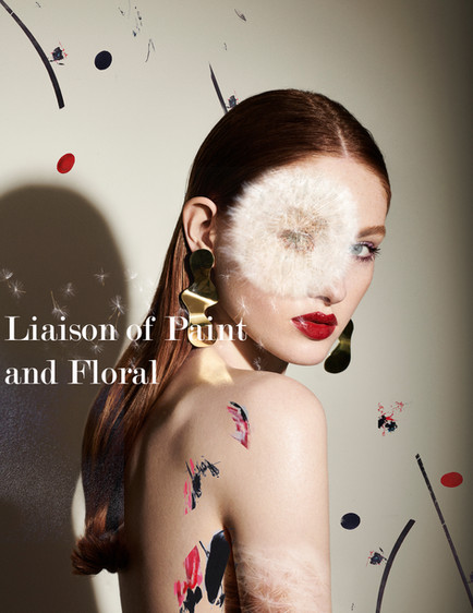 LIAISON OF PAINT & FLORAL
