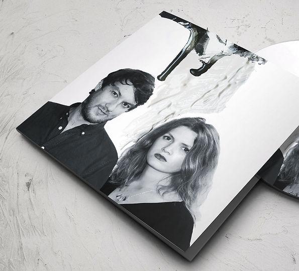 visuals, textures, single, album, cover art