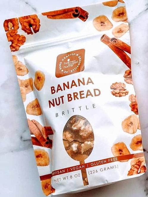 BANANA NUT BREAD BRITTLE