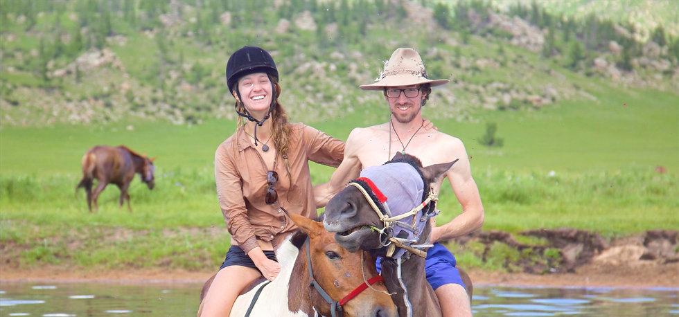 Fun Community Travel on Horseback in Mongolia, REX, Conscious Adventure that Transforms