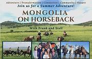 Mongolia on Horseback, REX Conscious Adventure that Transforms