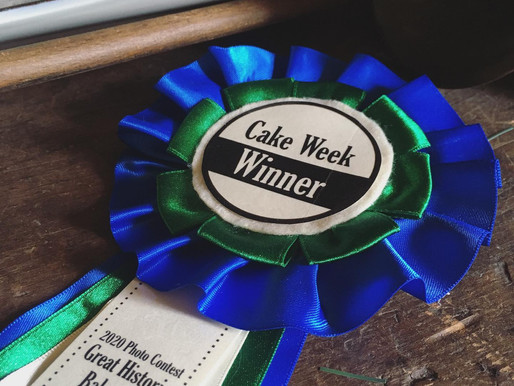 Great Historic Bake Off