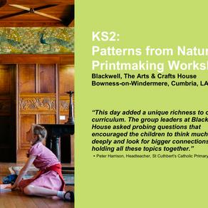 Patterns & Printmaking