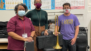 Over 60 Donated Instruments